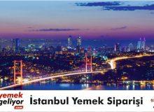 İstanbul online yemek siparişi sitesi